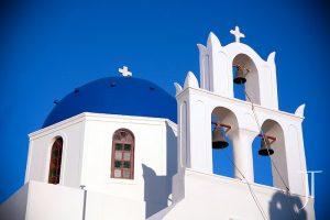 Santorini Wedding Church