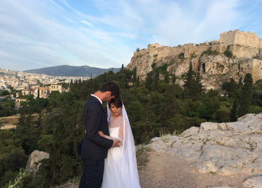 Acropolis Wedding Photography