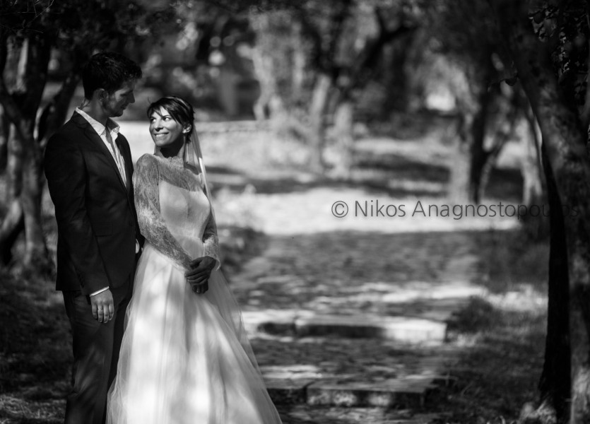 Destination Wedding in Athens