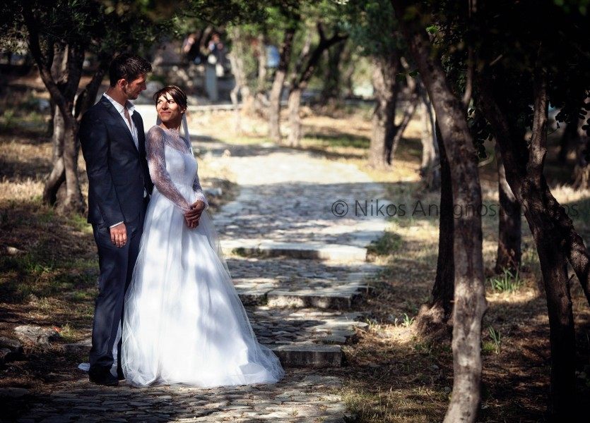 Greek Wedding Shooting