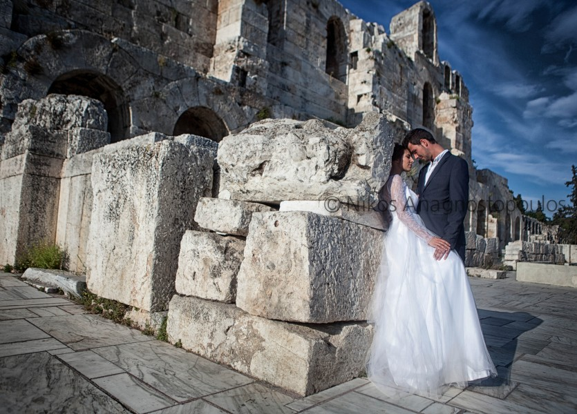 Wedding Shooting in Athens