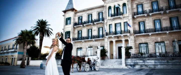 Weddings in Spetses