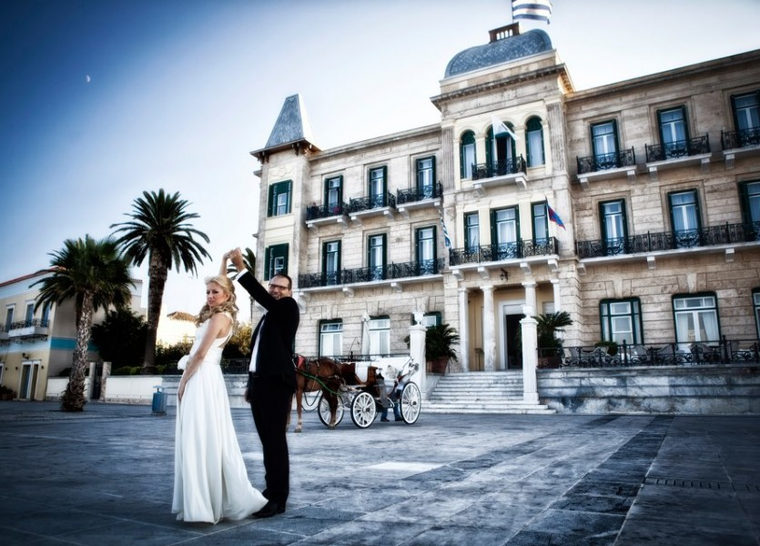 Spetses Wedding