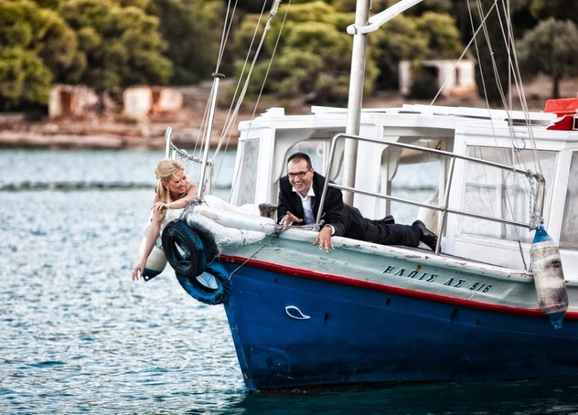 Wedding Photography in Spetses