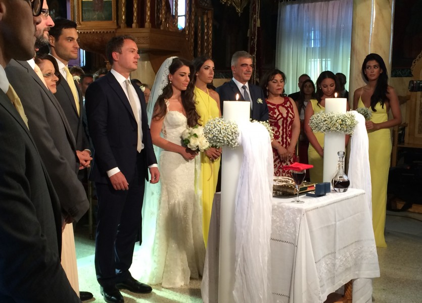 The Wedding: Orthodox Wedding Ceremony