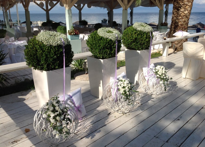 Beach Wedding Decoration