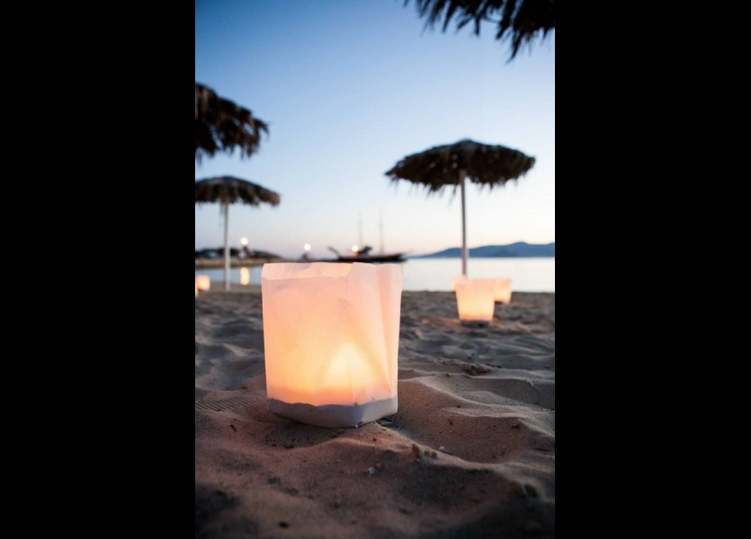 Beach Wedding in Chalkidiki