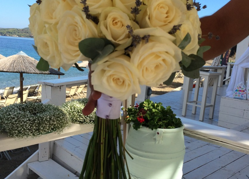 Wedding Bouquet Chalkidiki