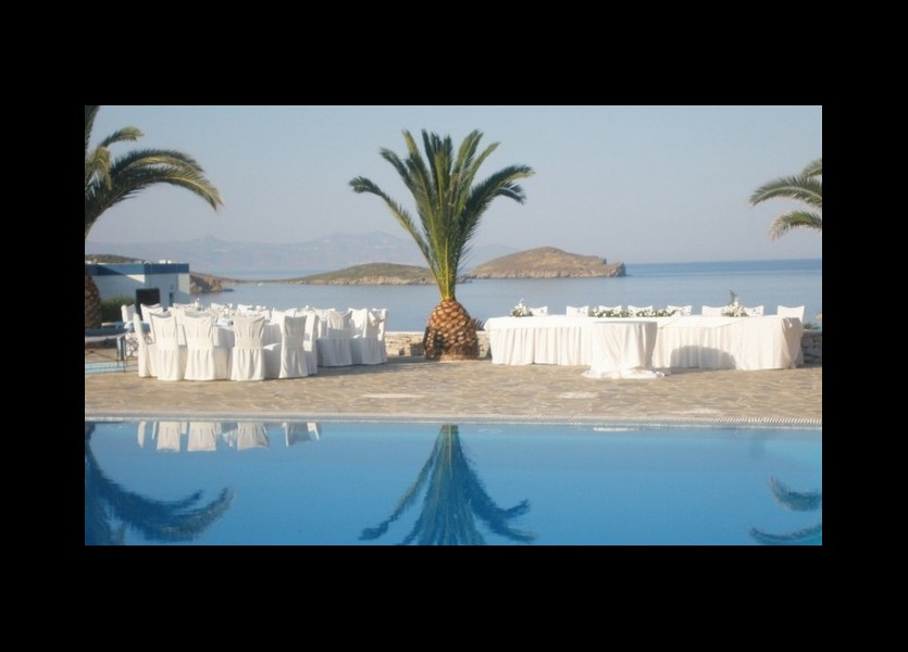 Beautiful Wedding Venue in Syros