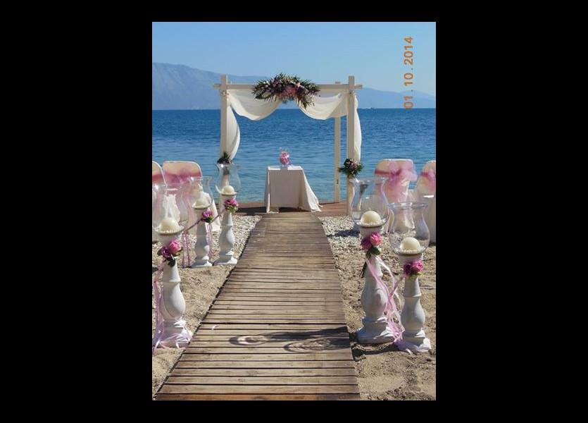 Lefkada Wedding Planning Services
