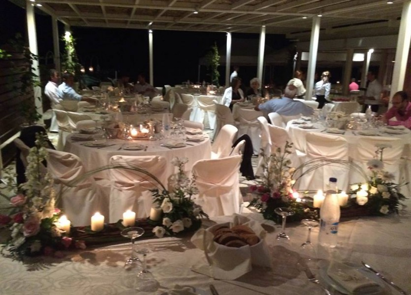 Romantic Beach Wedding Venue