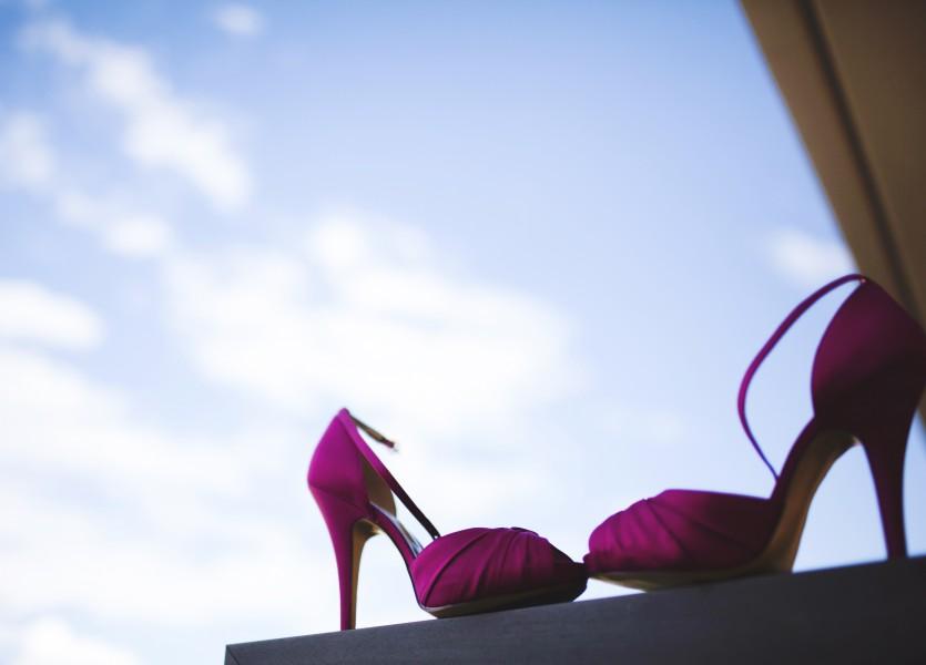 Bridal Colourful Shoes