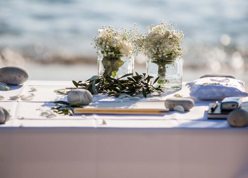 Destination Wedding in Greece.