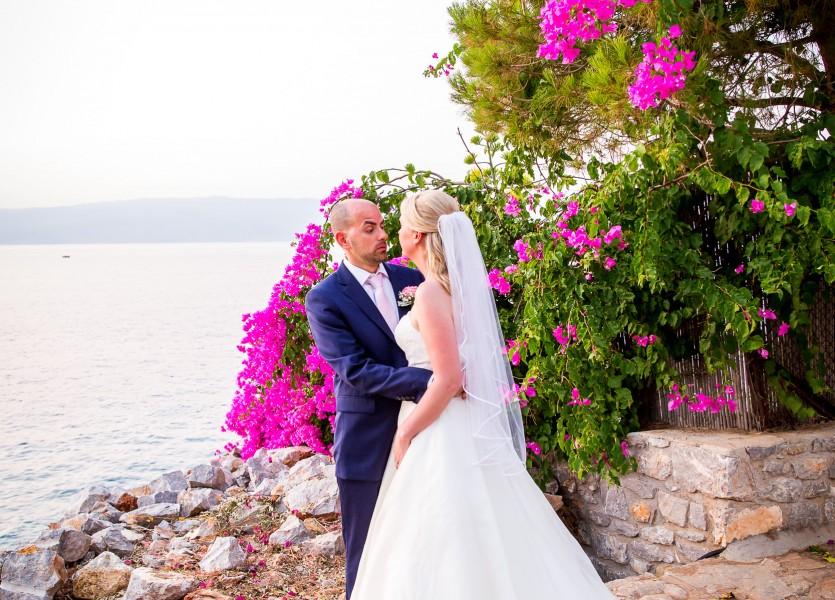 Wedding in Hydra