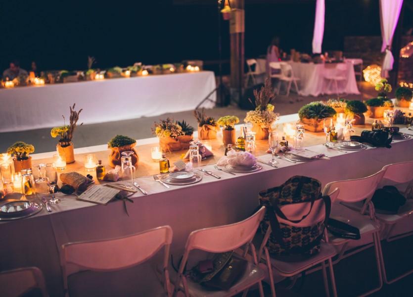 Wedding Venue in Sifnos island Greece.