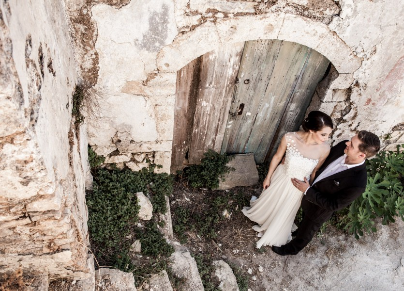 Destination Wedding Photography in Kythera