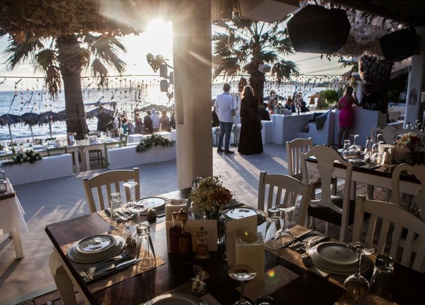 Beach Wedding Venue Naxos