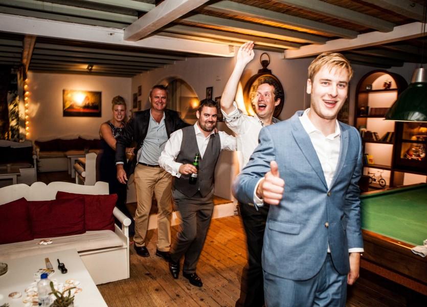 Wedding Celebration Naxos