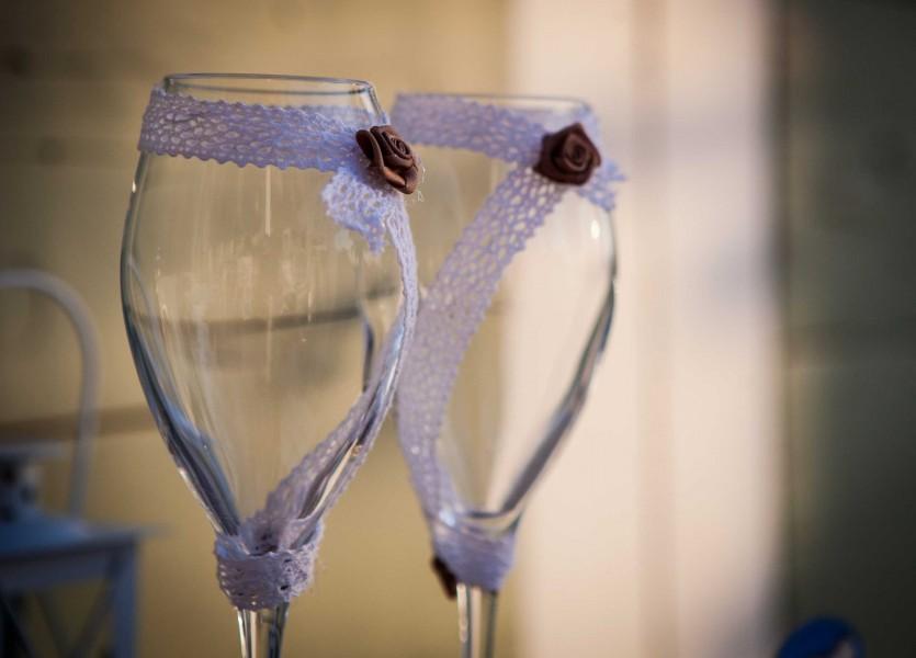 Wedding Glass