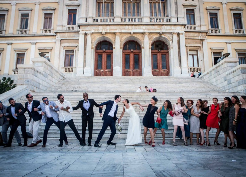 Wedding Planner in Syros