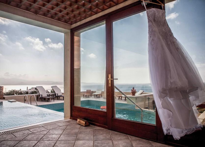 Wedding Villa in Naxos