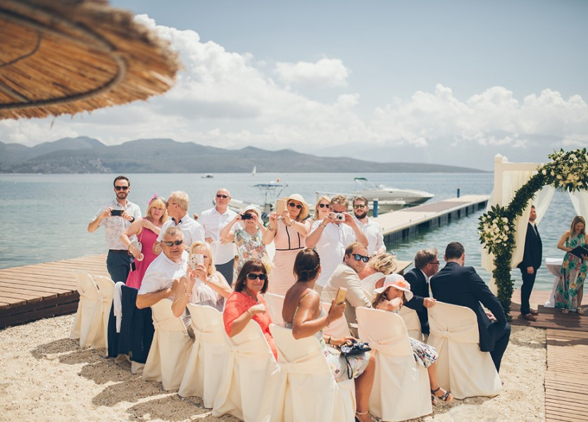 Wedding Ceremony in Lefkada