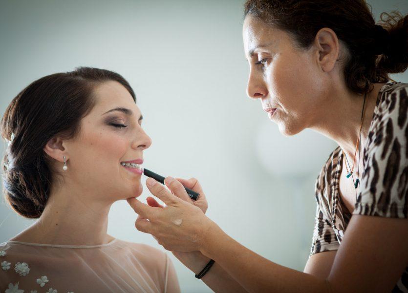 Bridal Makeup Kythera.