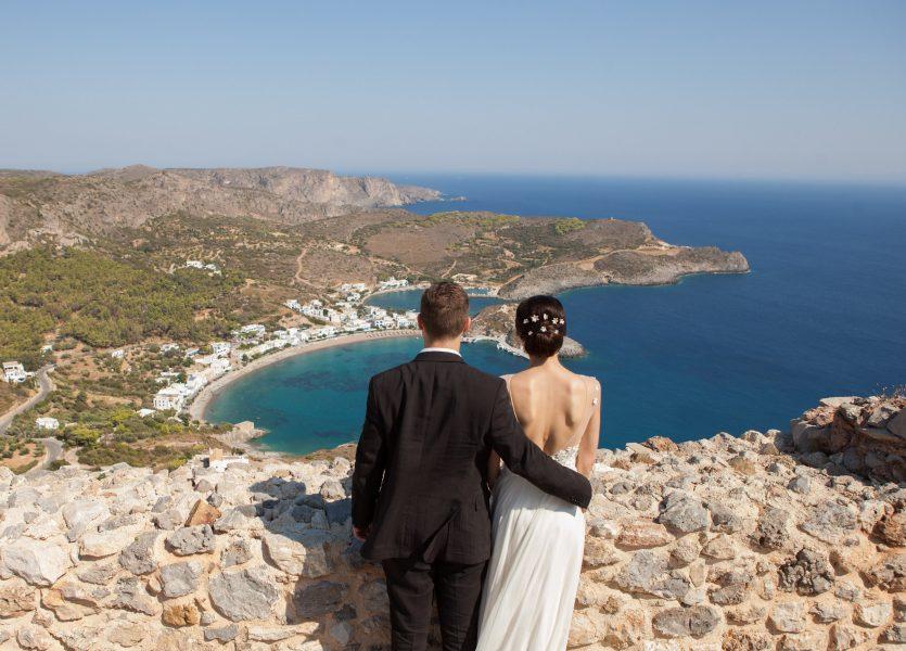 Kythera. Weddings.