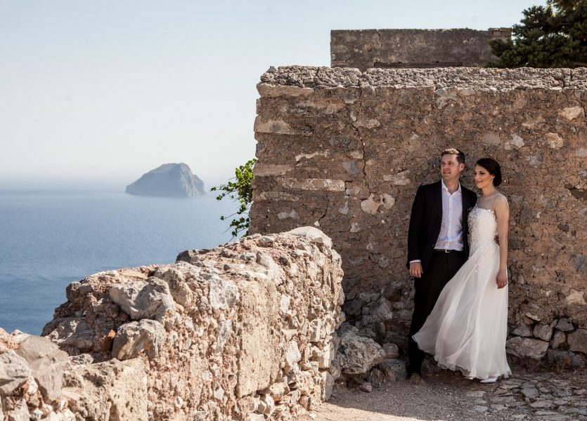Kythera Weddings.