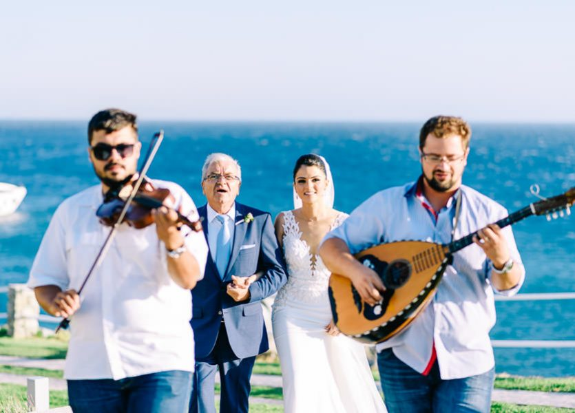 cypriot wedding in mykonos