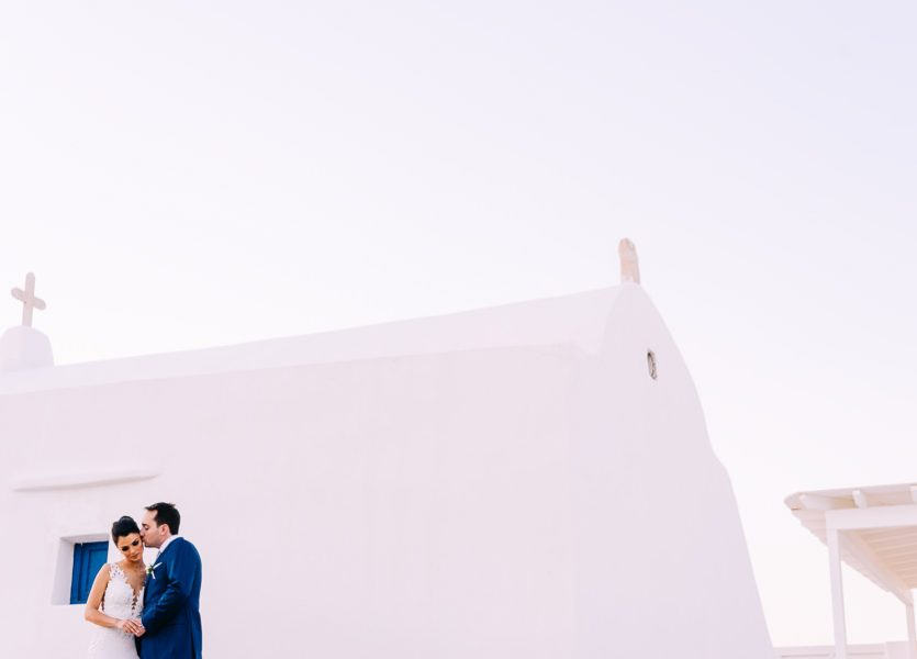 mykonos greek weddings
