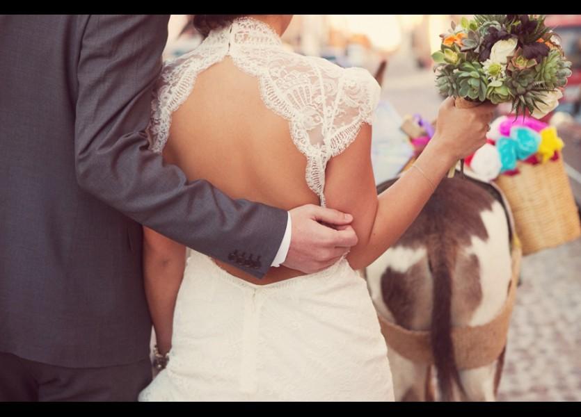 Chalkidiki Wedding Planning for Donkey Ride
