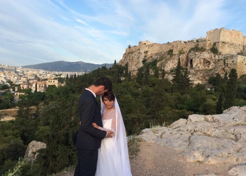 Acropolis Wedding Photography