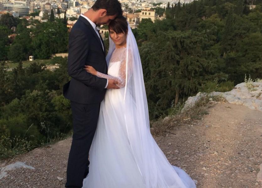 Panorama Athens Wedding