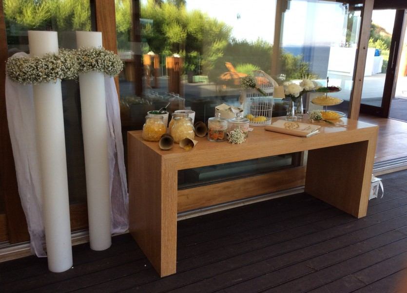 The Wish Table - Wedding in Athens