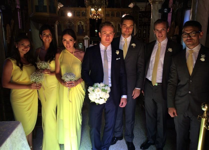 Destination Orthodox Wedding in Greece