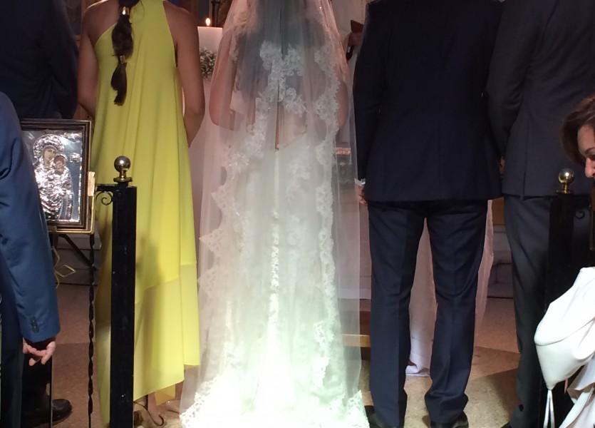 Beautiful Galia Lavah Wedding Dress