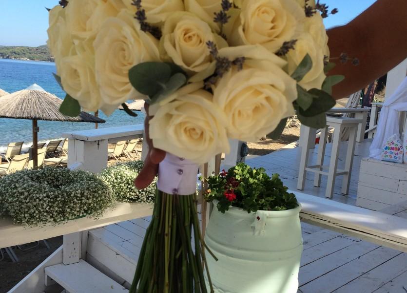 Wedding Bouquet Chalkidiki