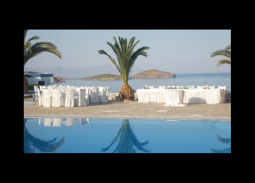 Beautiful Wedding Venue in Syros