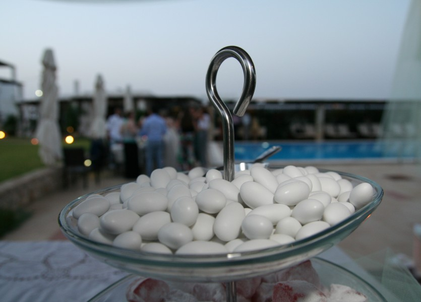 Greek Wedding Sweets