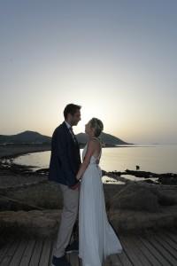 Γάμος σε Ελληνικό Νησί
