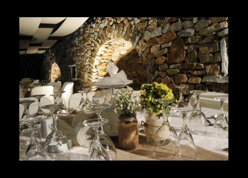 Wedding Reception in Syros