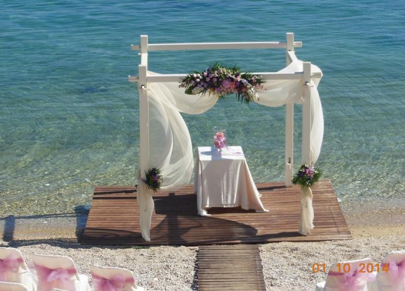 Beach Wedding in Lefkada