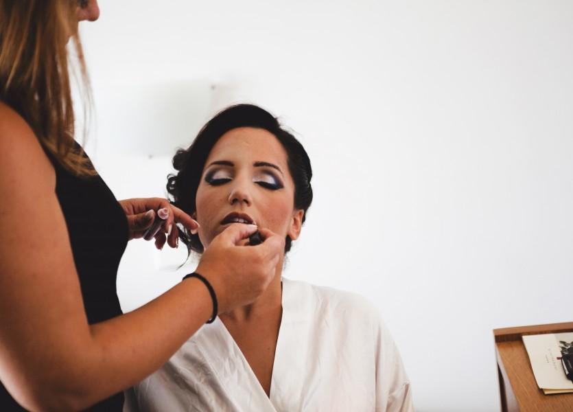 Bridal Make up Greek Weddings