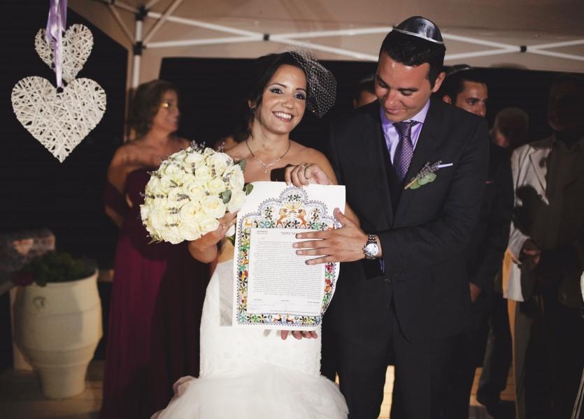 Jewish Wedding in Greece