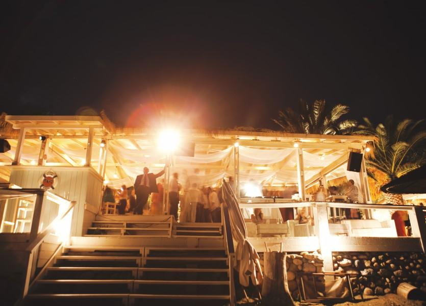 Beach Wedding Venue in Greece. Greek Wedding Planner.