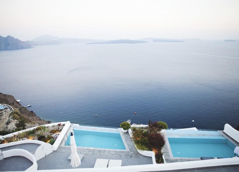 Destination Wedding Santorini