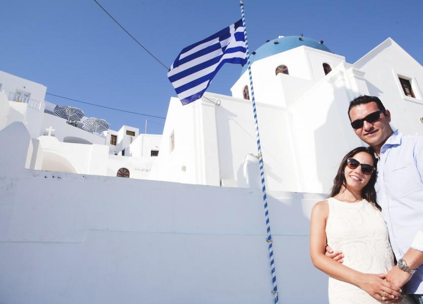 Wedding Planner in Santorini