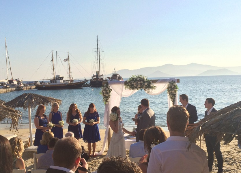 Wedding in Naxos