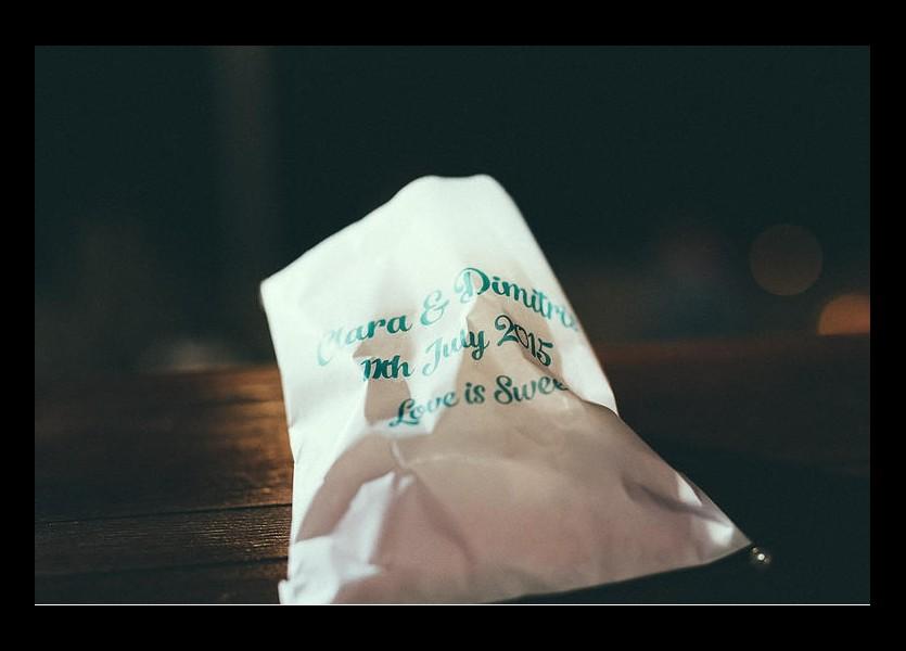 Wedding Favor Bags in Hydra
